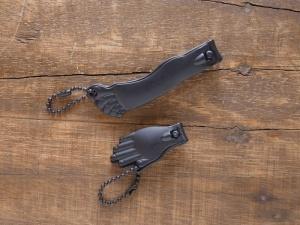 手と足の爪切り