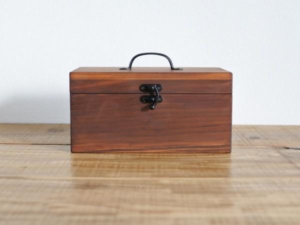 36オリジナル 木製金庫